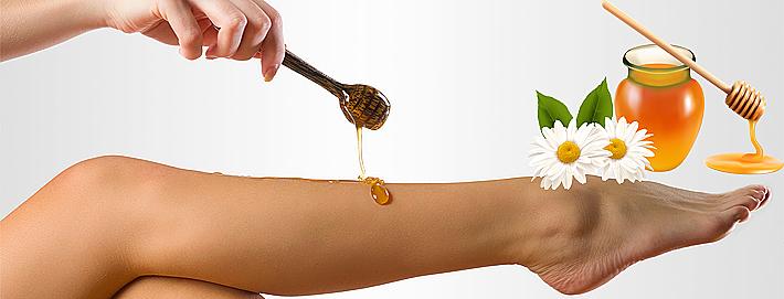 Лечение варикоза мёдом