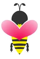 Пчела и сердце