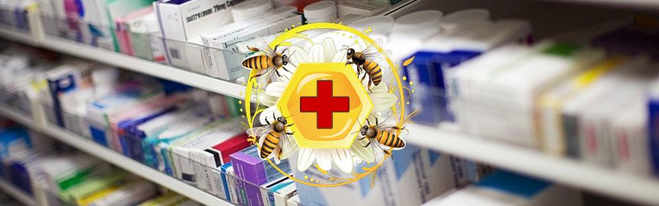 Пчелиный яд в аптеках