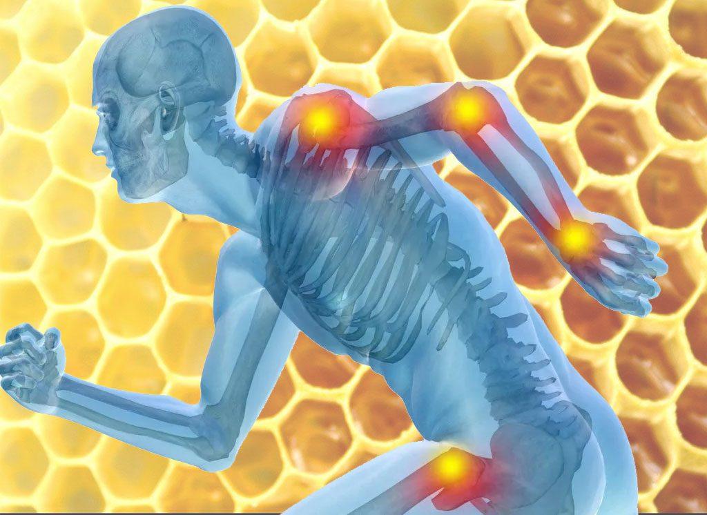 Суставы и апитерапия