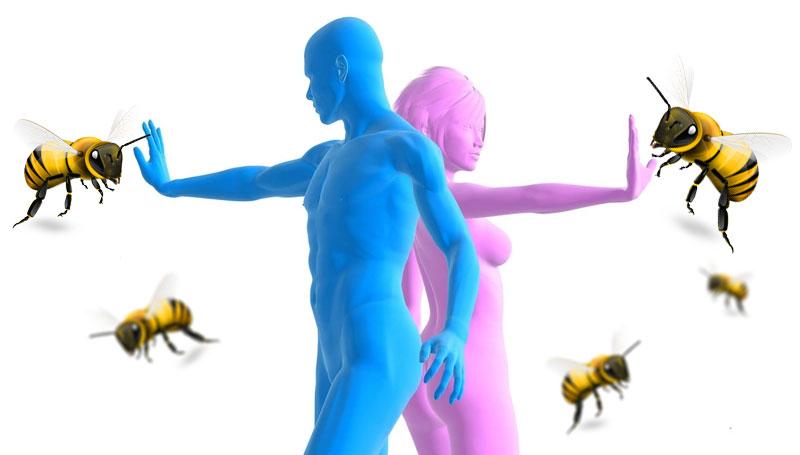 Иммунитет к пчелиному яду